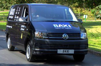 Baxi VW Transporter van