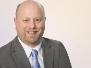 Eddie Parker, LCV product manager, Arval