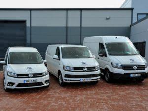 GB Electrical VW vans