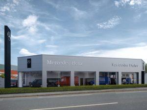 Mercedes-Benz Vans - Snows Motor Group