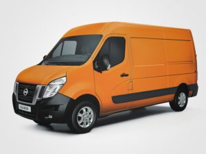Residual values on orange vans nearly 7% higher than white vans