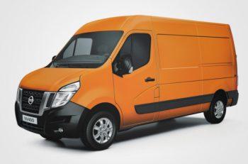 Residual values on orange vans nearly 7% higher than white vans