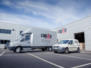 Scottish IT company Capito has reported numerous benefits after implementing Trakm8
