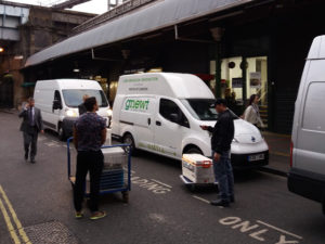 Gnewt Cargo has extended its electric vehicle fleet with 15 zero-emission Voltia vans
