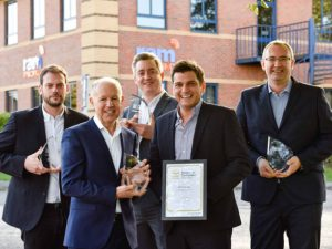 RAM Tracking scores customer service excellence hat-trick