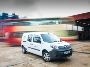 Renault Kangoo Z.E. is said to help future proof Brighton & Hove Buses against future tax changes