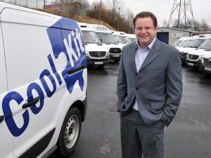 Rupert Gatty, managing director of CoolKit