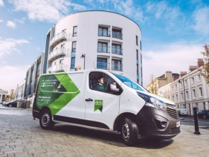 South west housing provider DCH, has become the first social housing group in the region to achieve the Freight Transport Association's coveted 'Van Excellence' operator accreditation