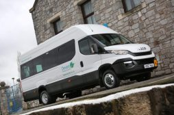 Devon County Council is updating its community transport fleet with the delivery of 20 new wheelchair accessible IVECO Daily minibuses