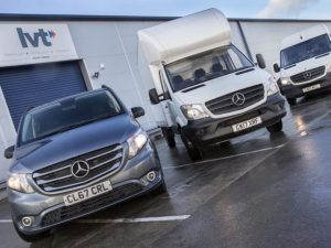 LVT invests for future with Mercedes-Benz Sprinter