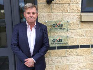 Steve Lymer, sales director, Axis Fleet Management