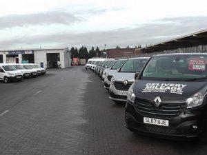 Increasing used van demand prompts launch of first Evans Halshaw dedicated Van Store