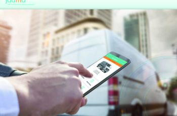 Jaama has updated its smartphone 'MyVehicle App'