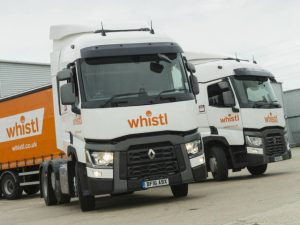 Whistl has seen significant fuel cost savings across its fleet