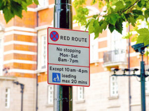 Plans to increase PCNs along Red Routes has been stopped