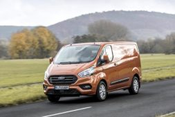 Van of the Year: Ford Transit Custom