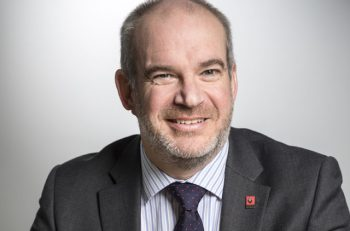 Gareth Lumsdaine, network truck and LCV director for the UK and Ireland at Renault Trucks