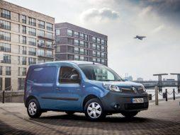 Best Electric/hybrid VOTY: Renault Kangoo Z.E.