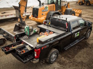 The Decked solution is aimed at fleet operators, tradespeople and off highway engineers.