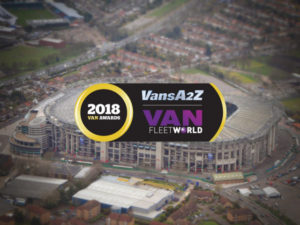 2018 Van Awards took place atTwickenham Stadium, London
