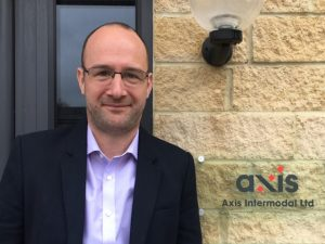 Ian Ashman heads up the new Axis mobile maintenance division.