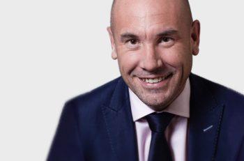 Simon Marsh, VisionTrack's managing director