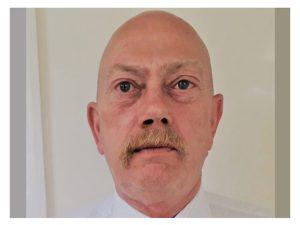 Peter Johnson, dealer development manager at LDV