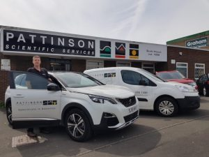Pattinson is rolling out Trakm8 Prime on all new vehicles