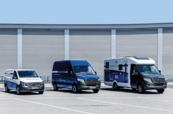 Mercedes-Benz Vans eVito & eSprinter