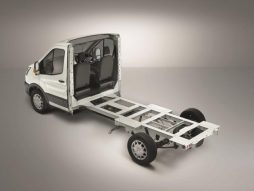 Ford Transit Skeletal Chassis Cab