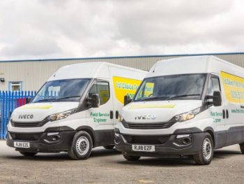 1st Choice Tool & Plant Hire has switched its entire LCV fleet to Iveco