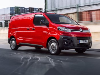 The 2019 Citroën Dispatch is due to begin production in May