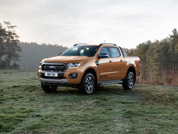 The Ford Ranger Wildtrak was the best-selling lifestyle 4x4 in 2018
