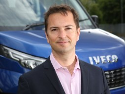 Sascha Kaehne is to lead Iveco in the UK & Ireland