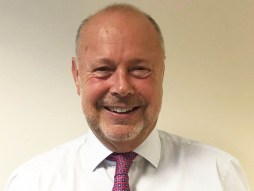 CBVC managing director, Mike Manners
