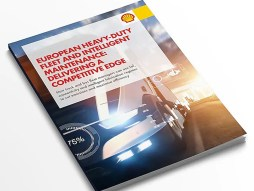 The report, European heavy-duty fleet and intelligent maintenance: Delivering a Competitive Edge, highlights the main concerns, potential solutions and growth opportunities faced by heavy-duty fleet managers when considering fleet transformation