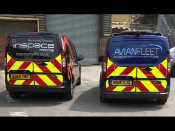 Inspace Media will deliver mobile nationwide installations using Avian Fleet's team of over 120 field-based engineers