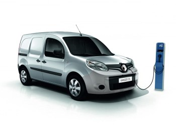 Building on the Business trim, Business+ enhances the Kangoo Z.E. for a £470 premium