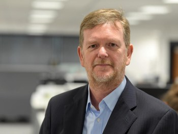 Shaun Sadlier, head of the Arval Mobility Observatory in the UK