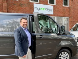 Duncan Chumley, CEO of Myvandirect
