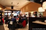 Restaurant full of people
