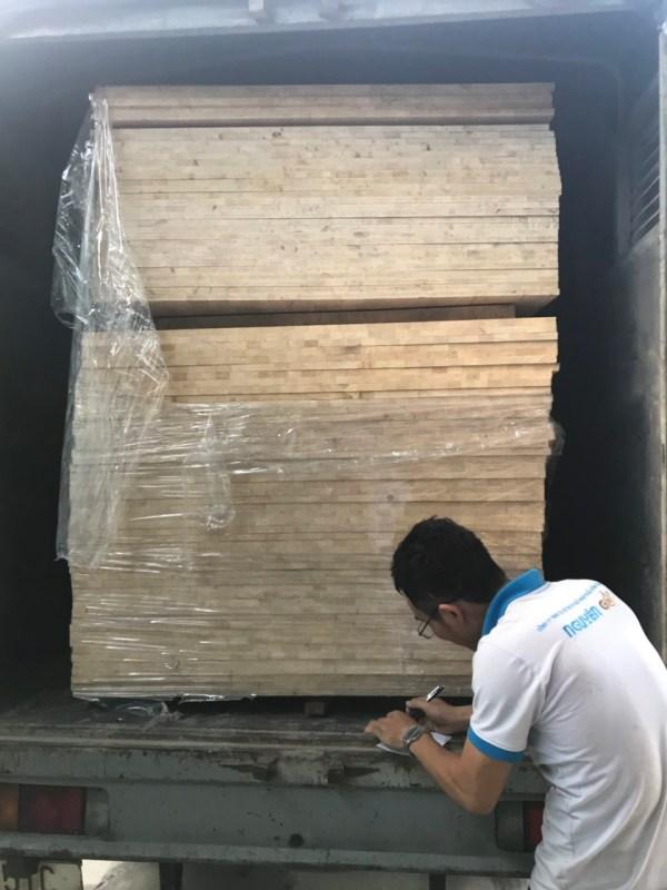 Phân phối ván ghép cao su giá kho tại Đắk Nông