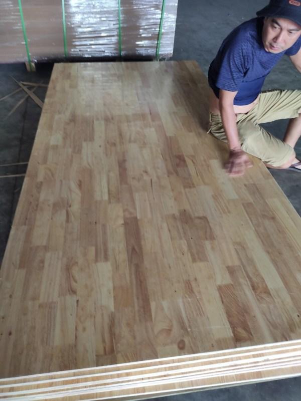 Phân phối ván gỗ ghép cao su giá kho tại Quận Bình Thạnh TPHCM