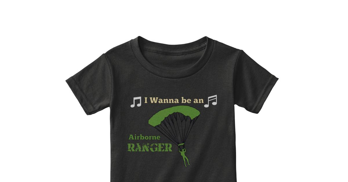 airborne ranger toddler