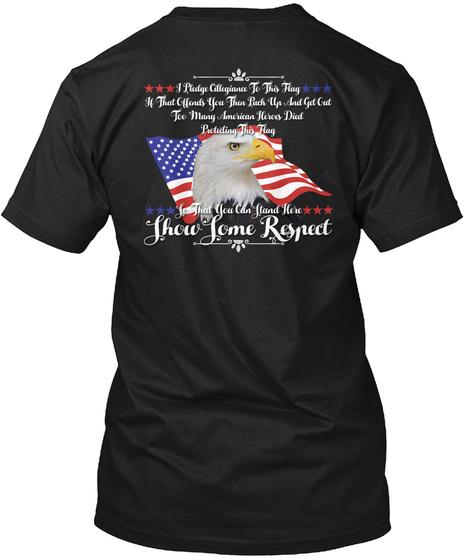 best american flag t