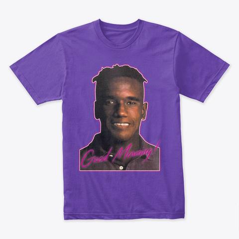 N/A Purple Rush T-Shirt Front