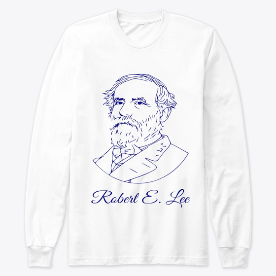 Robert E Lee Beautiful T Shirt. Products from BYLASAN