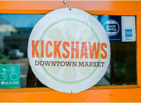 Kickshaws Downtown Market