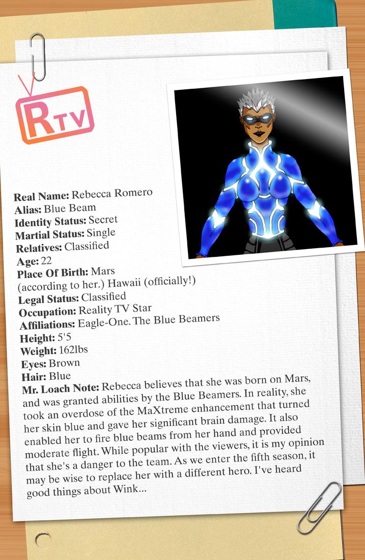 Vanguard – Page 37 – British Based Superhero Comic