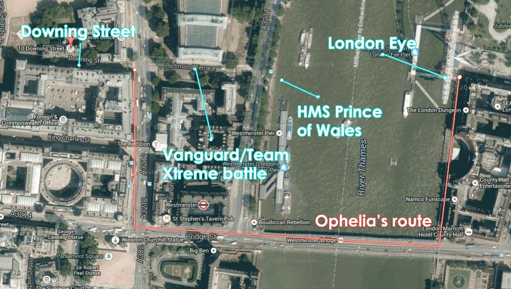VANGUARD – Battle Map